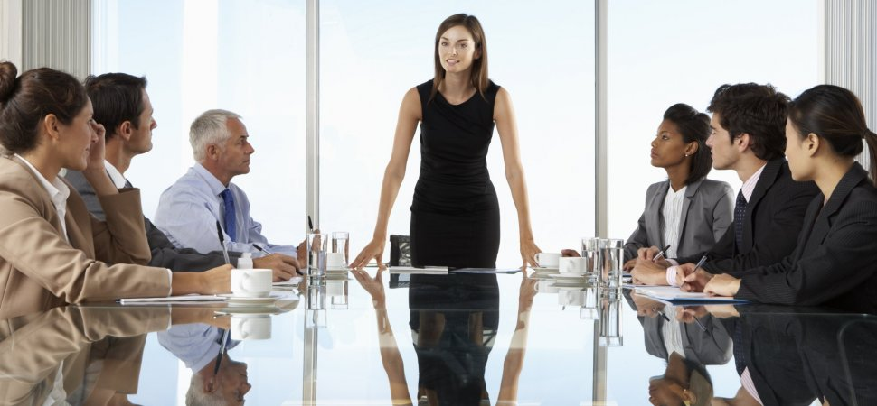 Executive Presence: What Exactly Is It?