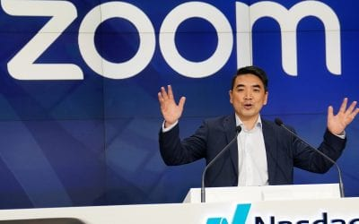 Eric Yuan, Zoom Bombers and The Art Of Saying Sorry